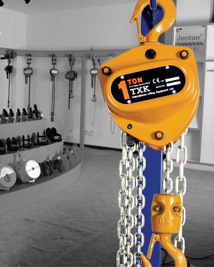 Tecles / Cables de Acero / Accesorios